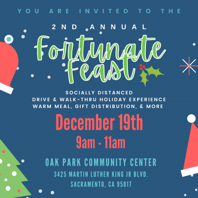 2nd Annual Fortunate Feast