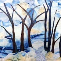 Winter Wonderland Art Exhibit