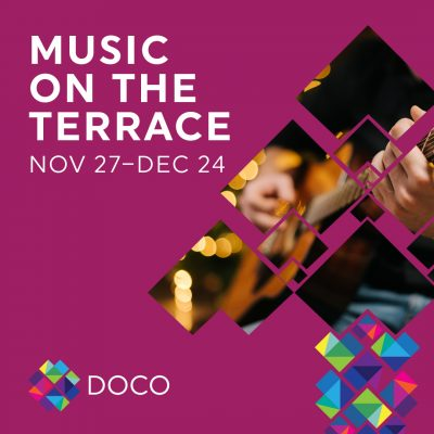 DOCO Music on the Terrace (Canceled)
