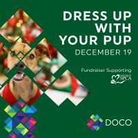Dress Up With Your Pup (Cancelled)