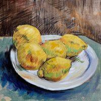 Art History + Lab : Master in the Spotlight, Vincent Van Gogh