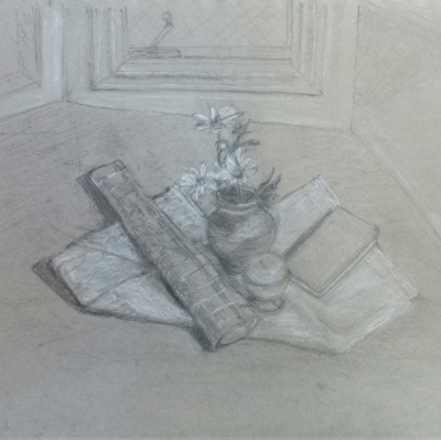 Beginning Drawing and Still Life Composition