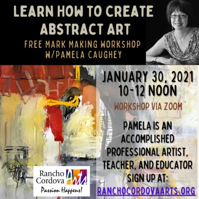 Learn How to Create Abstract Art