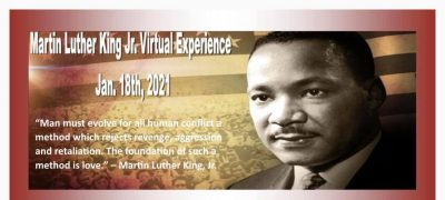 Martin Luther King Jr. Virtual Experience