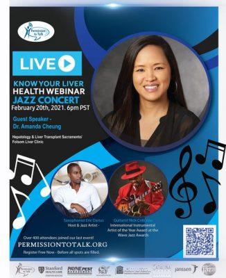 Permission to Talk Presents: Men, Medicine and Music