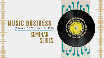 Music Business Seminar Series