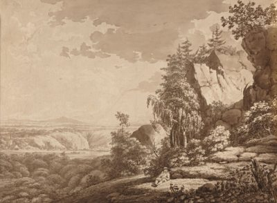 The Splendor of Germany: 18th-century Drawings from the Crocker Art Museum