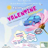 Father Daughter Mini-Valentine Tailgate