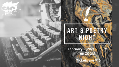 Art and Poetry Night