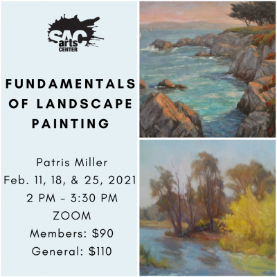 Fundamentals of Landscape Painting