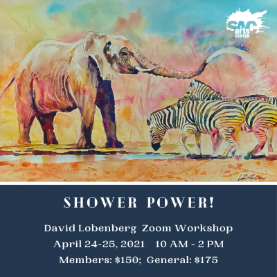 Shower Power with David Lobenberg