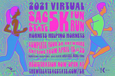 Sac State 5k Virtual Fun Run