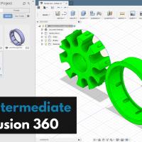 Intermediate Fusion 360