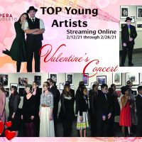 TOP Young Artists Valentine's Day Concert