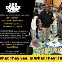 100 Black Men of Sacramento Virtual Conference Reg...