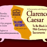 A Conversation with Historian Clarence Caesar: To ...