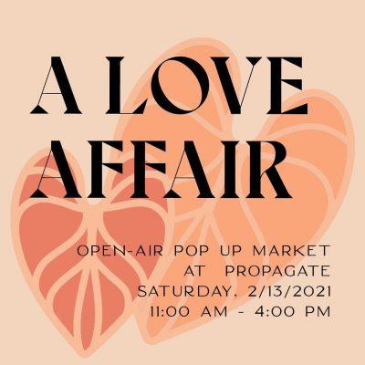 A Love Affair Open Air Market