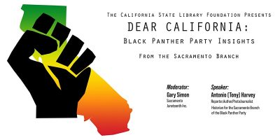 Dear California: Black Panther Party Insights from the Sacramento Branch
