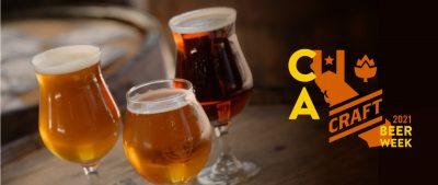California Craft Beer Week 2021