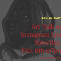 Jaylin Smith Art Talk