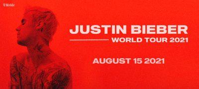 Justin Bieber: World Tour 2021