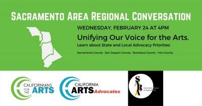 Sacramento Area Winter Regional Conversation