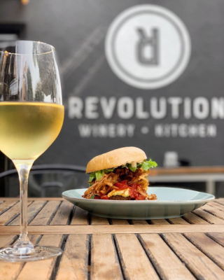 Revolution Winery and Kitchen