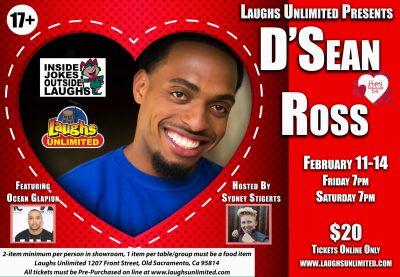 D'Sean Ross Valentine's Day Inside Jokes Outside L...