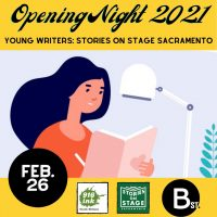 Young Writers: Stories on Stage Sacramento