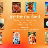 Art for the Soul Exhibit