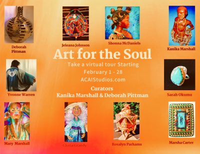 Art for the Soul Exhibit