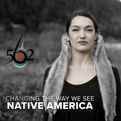 Matika Wilbur Presents Project 562