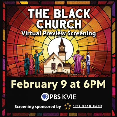 The Black Church Screening and Discussion