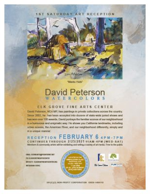 David Peterson Watercolors