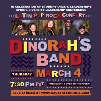 Dinorah's Band- Latin Pop Rock Concert