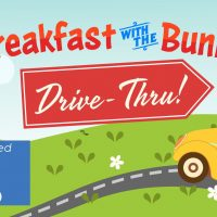 Breakfast with the Bunny Drive-Through