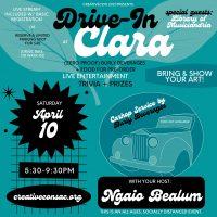 Drive-In at CLARA