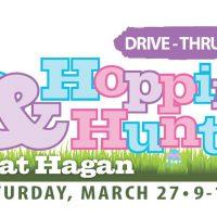 Hoppin' and Huntin' at Hagan (SOLD OUT)