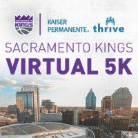 Sacramento Kings Virtual 5K Run
