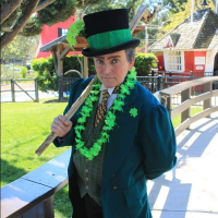 St. Patrick's Day at Fairytale Town
