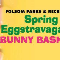 Spring Eggstravaganza Bunny Baskets