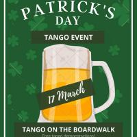 St. Patrick's Day Tango Event