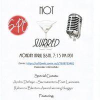 Spoken Not Slurred: Showcase of Spoken Word Poetry