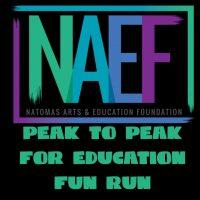 Peak to Peak for Education Fun Run