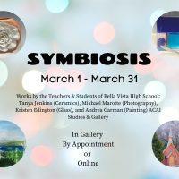 Symbiosis Gallery Exhibit