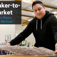 Maker-to-Market Office Hours with Michael Rottman of Maker's Luck
