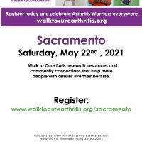 Walk to Cure Arthritis Sacramento