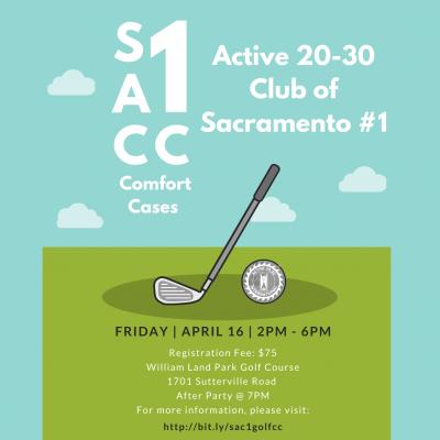 Active 20-30 Sacramento No. 1 Golf Event