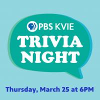 PBS KVIE Virtual Trivia Night