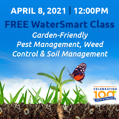 Garden-Friendly Pest Management, Weed Control and Soil Management